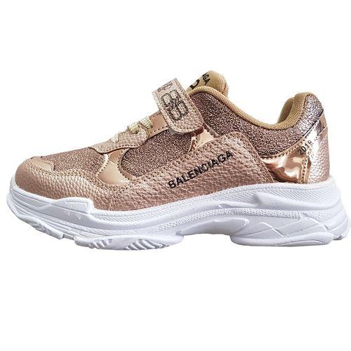 کفش مخصوص پیاده روی دخترانه مدل پاپیتا کد 12032