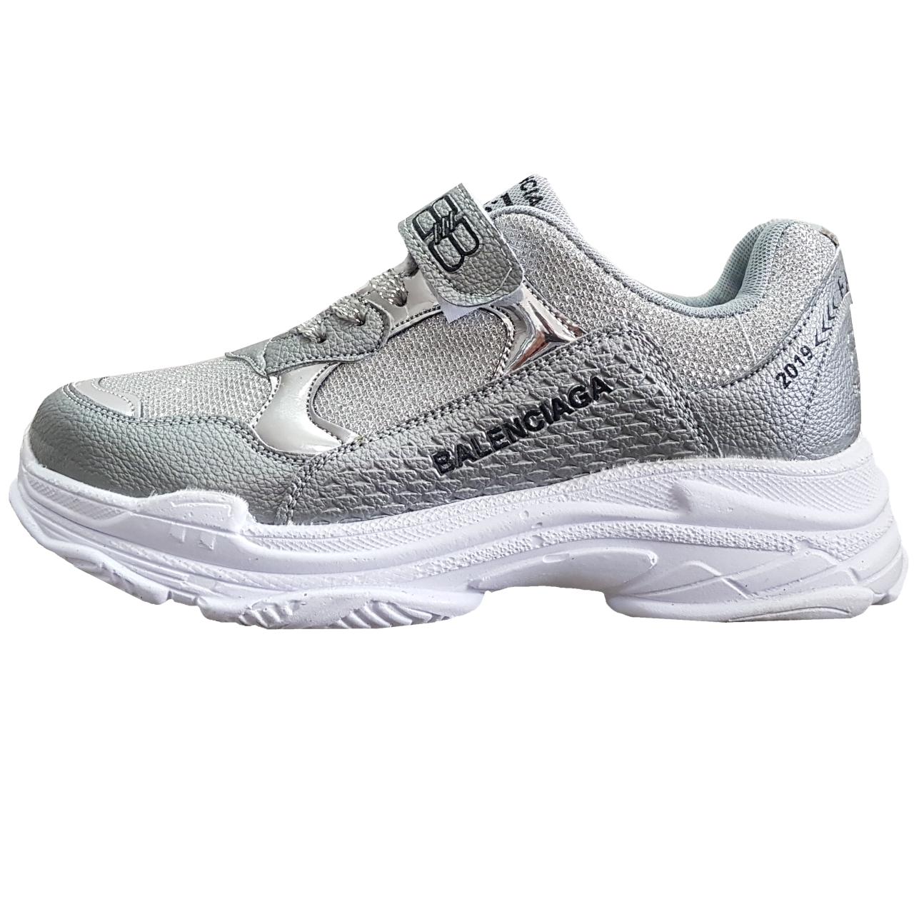 کفش مخصوص پیاده روی دخترانه مدل پاپیتا کد 12035