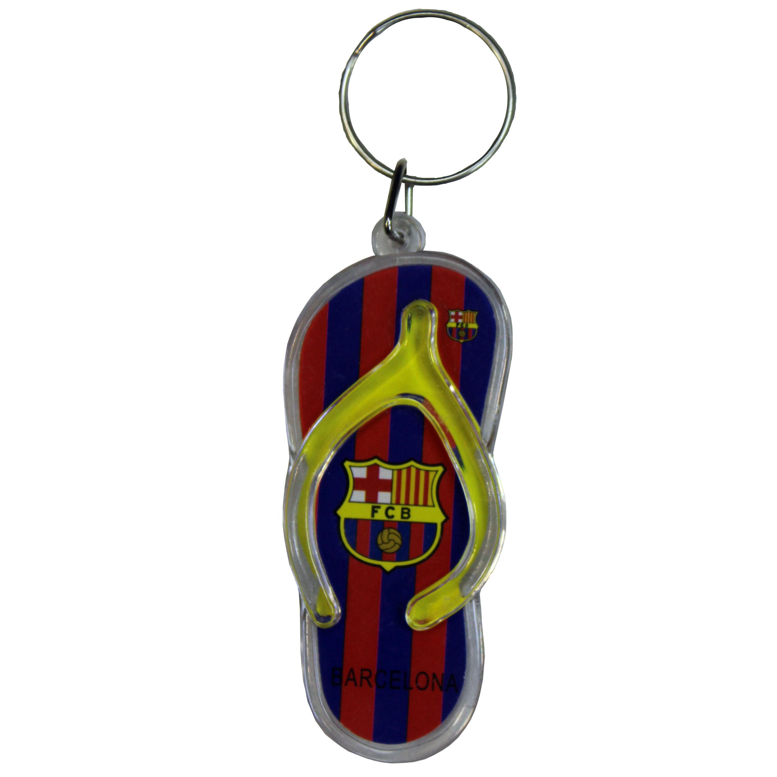 جا کلیدی طرح لوگو تیم بارسلونا