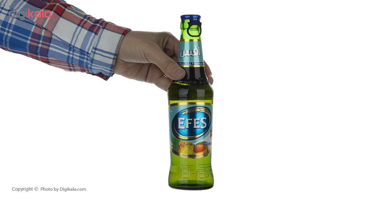 نوشیدنی مالت با طعم استوایی افس - 330 میلی لیتر main 1 1