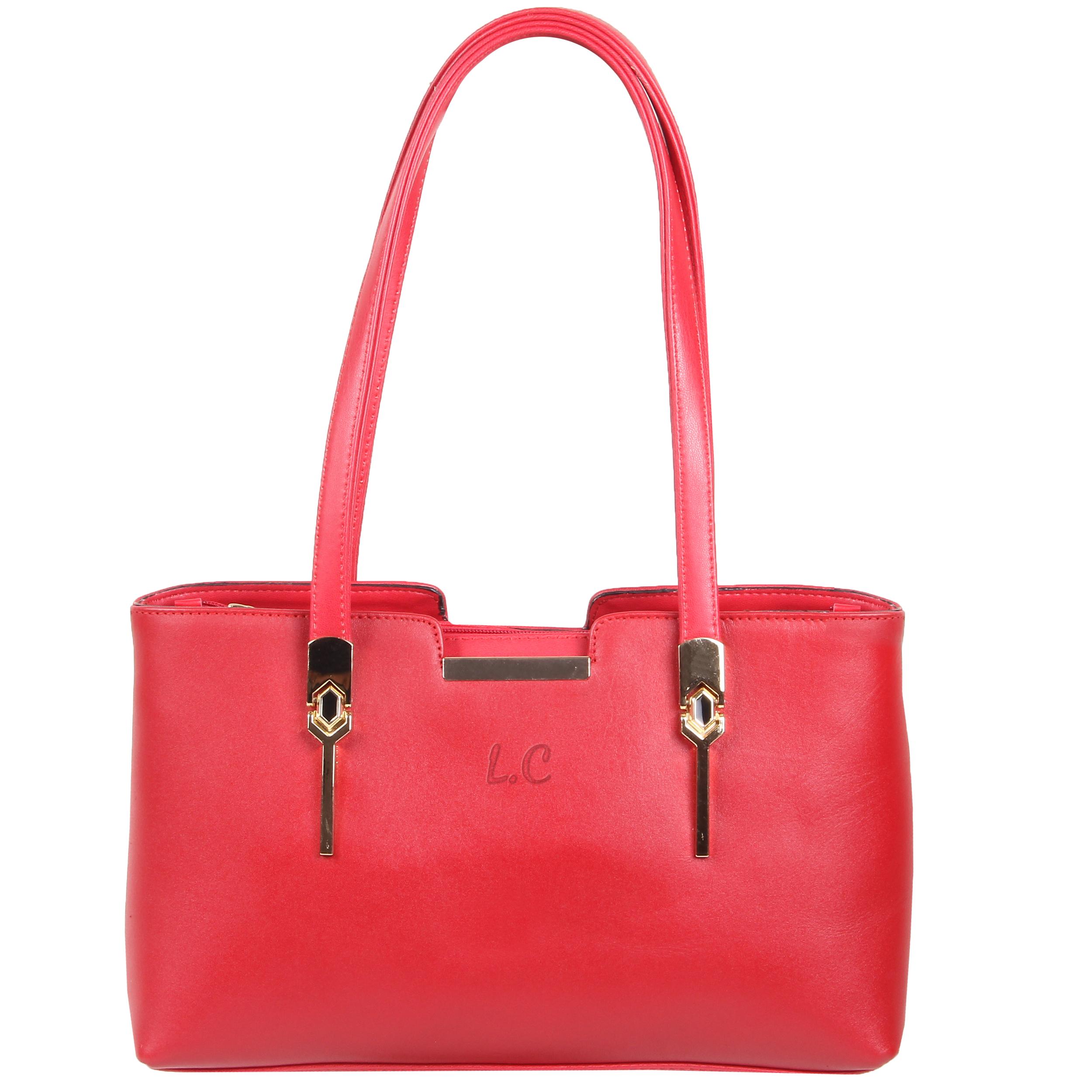 کیف دستی زنانه شهر چرم کد 111425