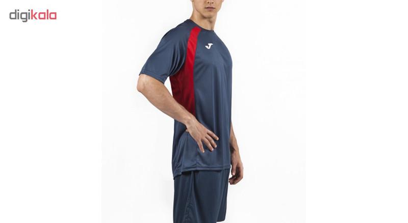 ست پیراهن و شلوارک ورزشی مردانه جوما مدل CHAMPION 306