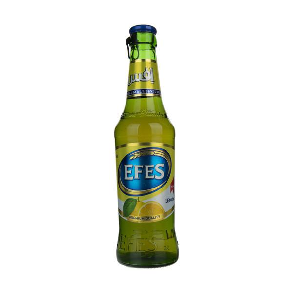 نوشیدنی مالت با طعم لیمو افس - 330 میلی لیتر