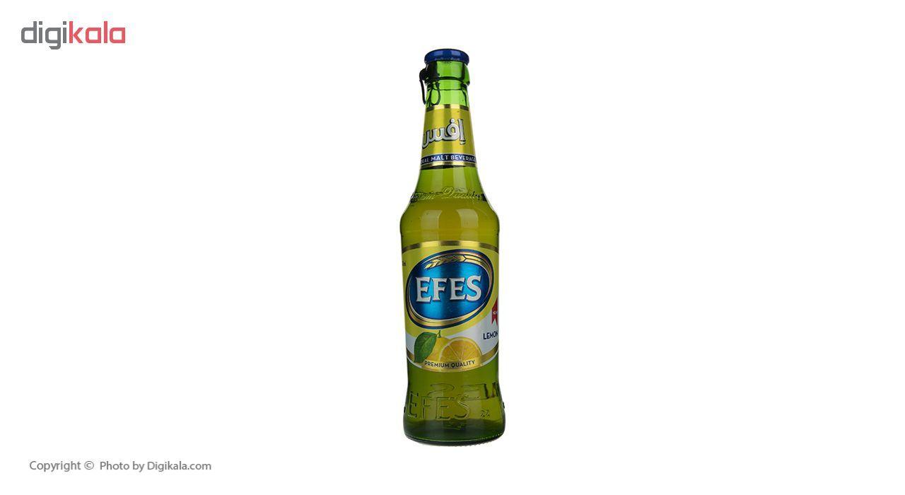 نوشیدنی مالت با طعم لیمو افس - 330 میلی لیتر main 1 1