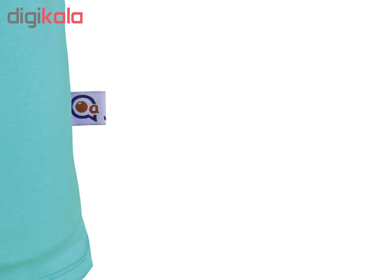 خرید                                      ست تاپ و شلوارک زنانه آکو طرح DOG کد BC100