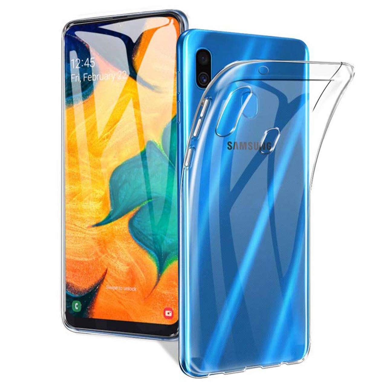 کاور مدل je04 مناسب برای گوشی موبایل سامسونگ galaxy a30 2019