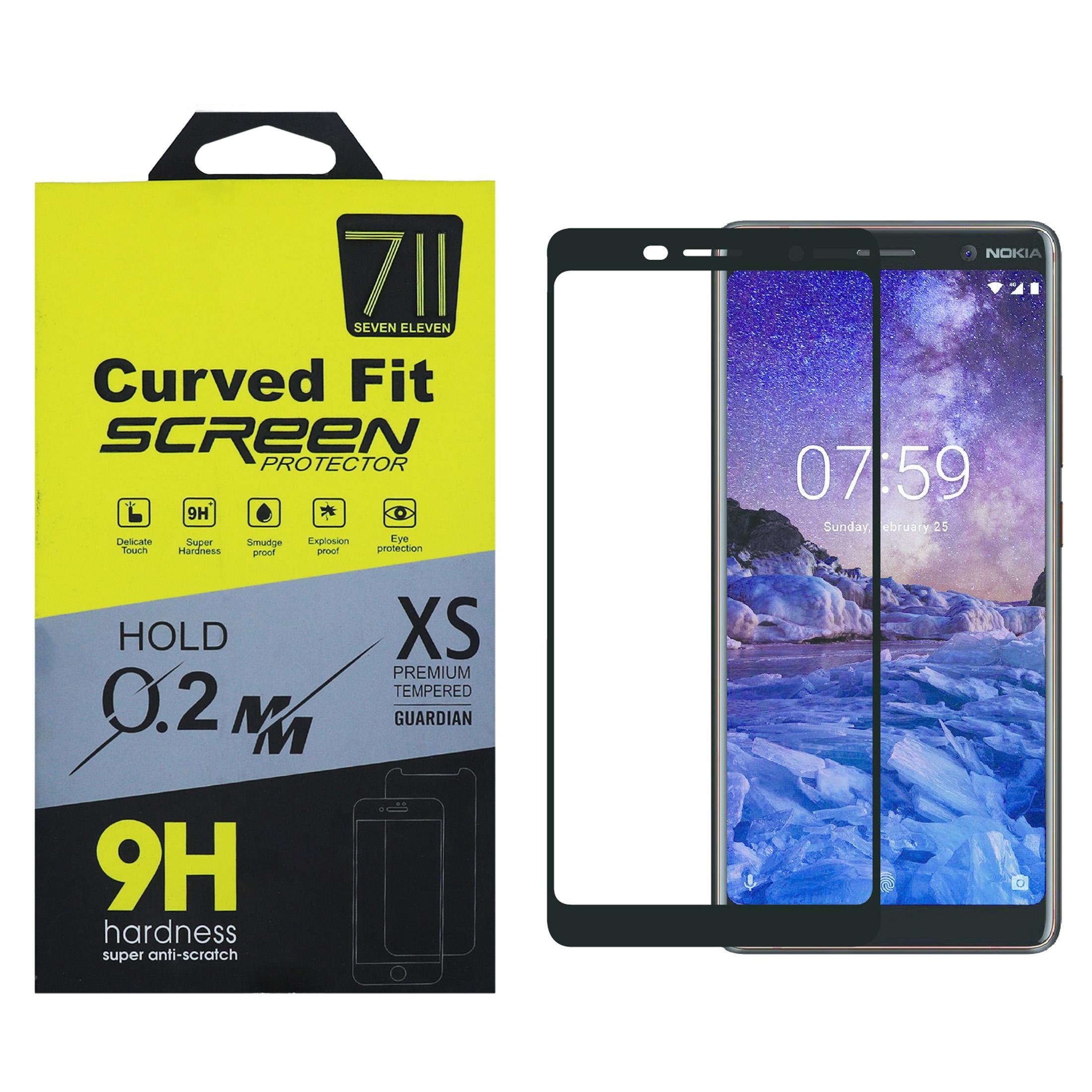محافظ صفحه نمایش سون الون مدل Fls مناسب برای گوشی موبایل Nokia 7 Plus