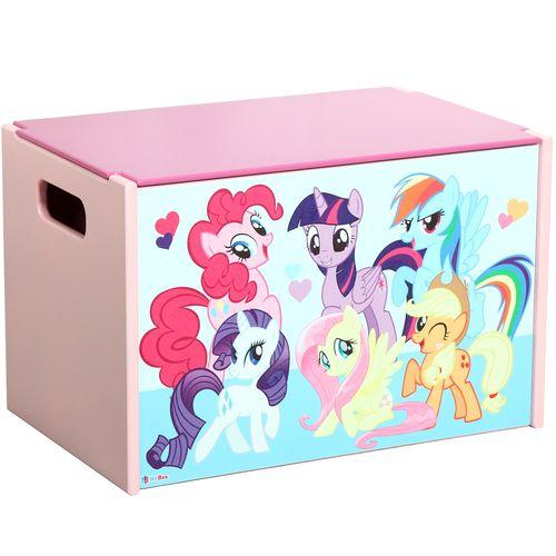 جعبه اسباب بازی نیل باکس مدل My Little Pony