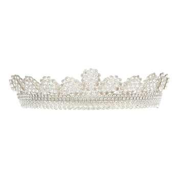 تاج عروس مدل پرنسس کد 1140 تک سایز