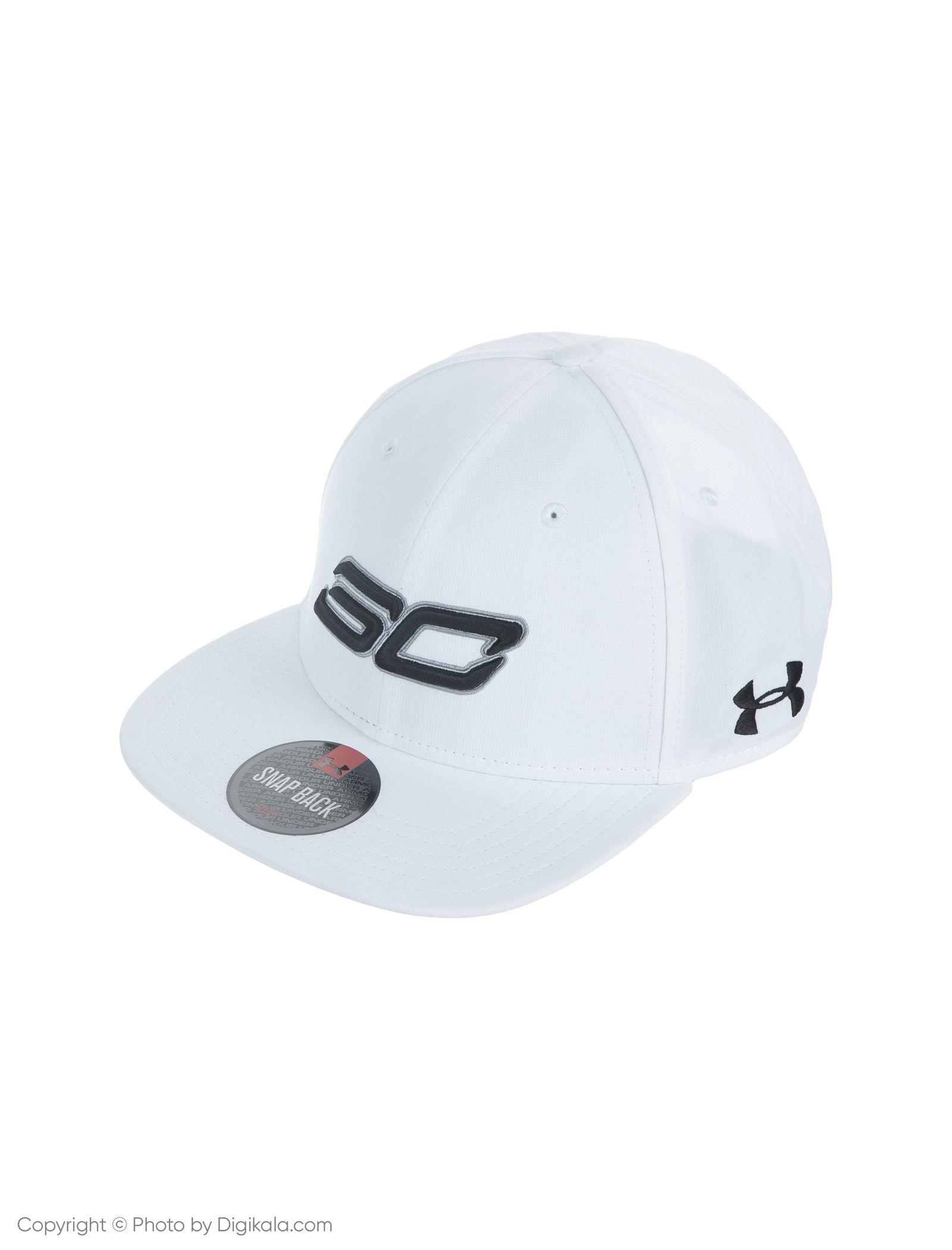 کلاه کپ مردانه آندر آرمور مدل SC30 Core Snapback -  - 1