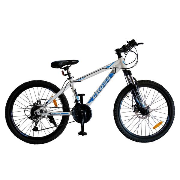 دوچرخه کوهستان کراس مدل ROCK سایز 24
