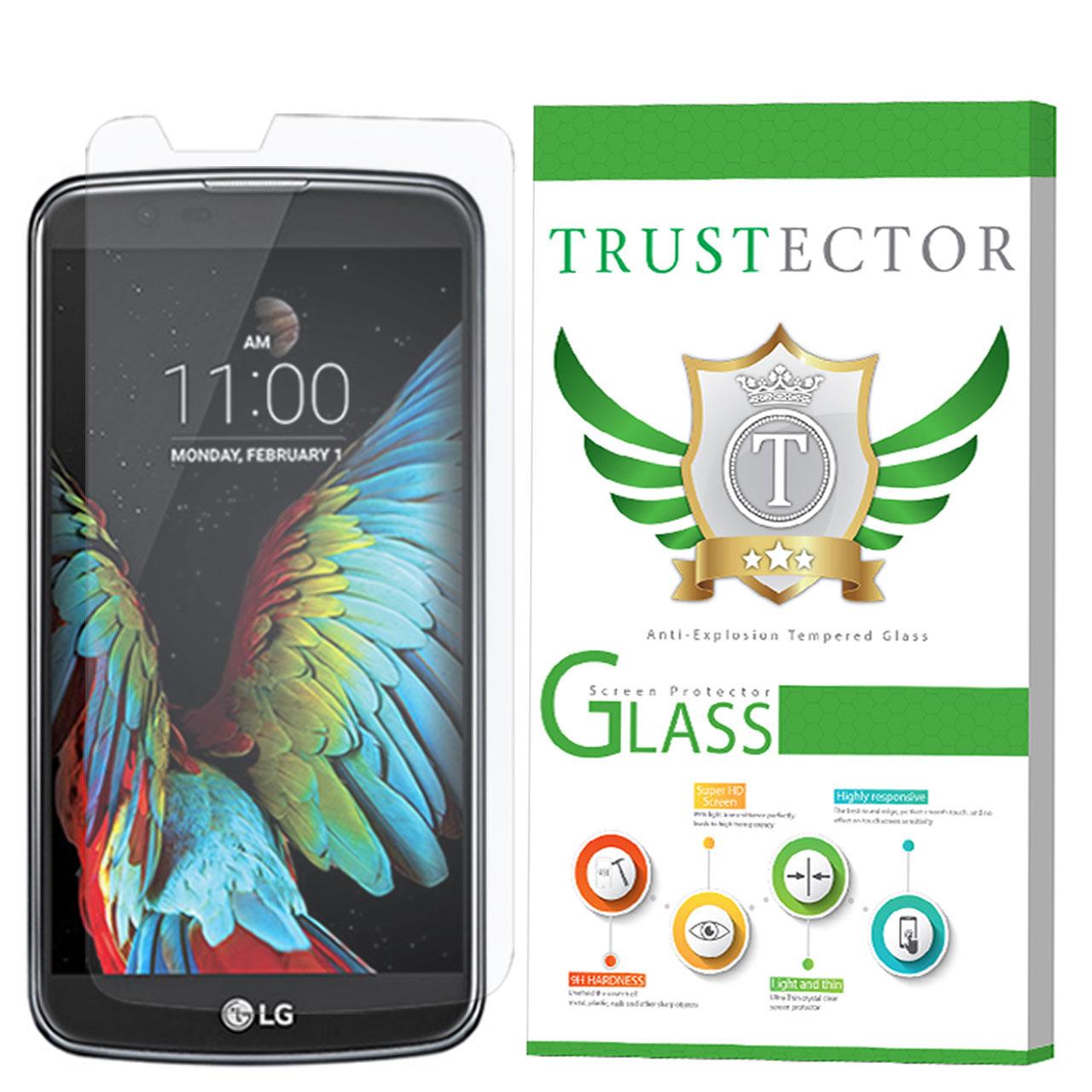 محافظ صفحه نمایش تراستکتور مدل GLS مناسب برای گوشی موبایل ال جی K10               ( قیمت و خرید)