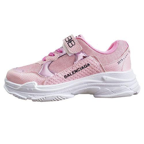 کفش مخصوص پیاده روی دخترانه مدل پاپیتا کد 12033