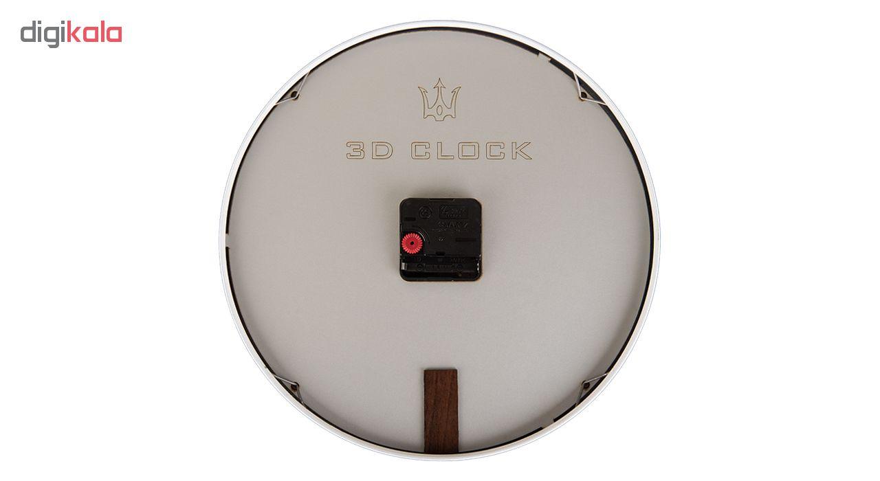 ساعت دیواری مینی مال لاکچری مدل 35Dio3_0068 main 1 2