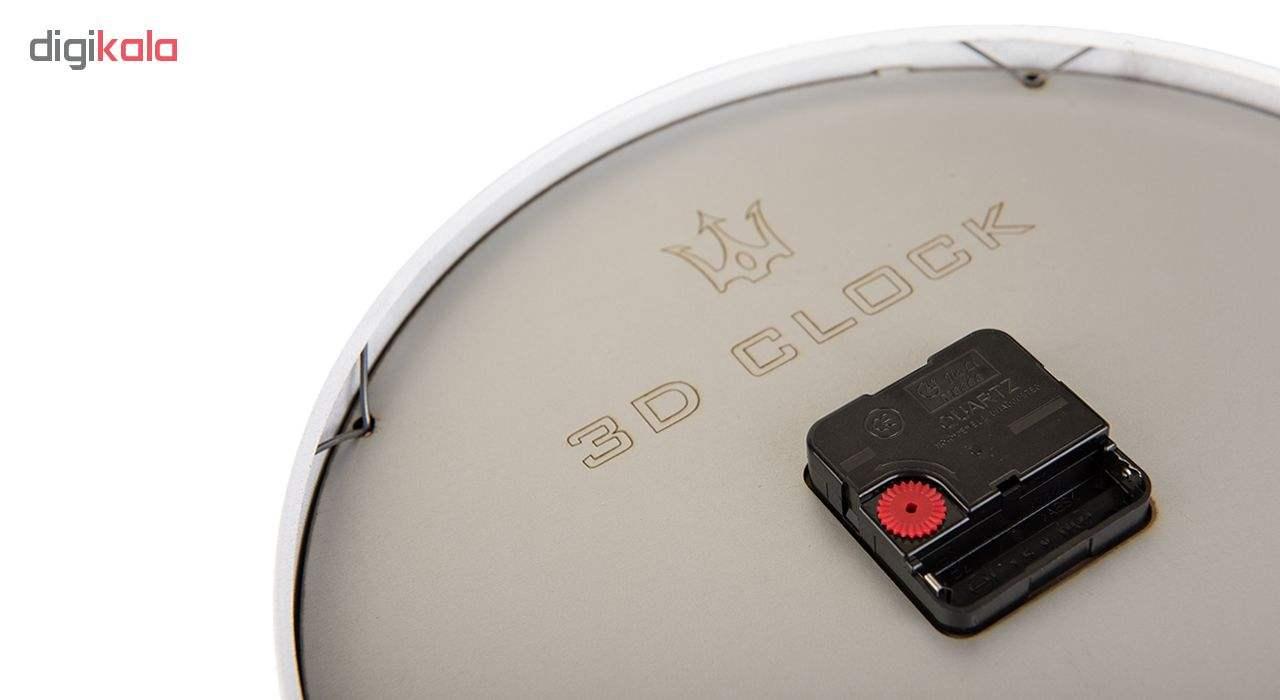 ساعت دیواری مینی مال لاکچری مدل 35Dio3_0068 main 1 3