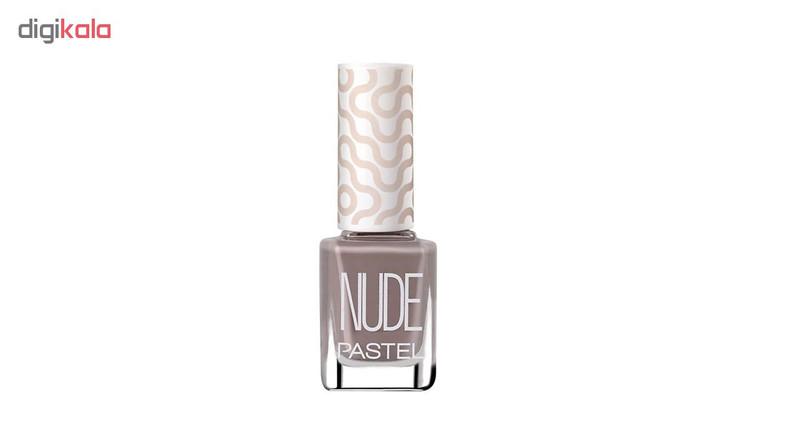 لاک پایه پاستل مدل NUDE شماره 759