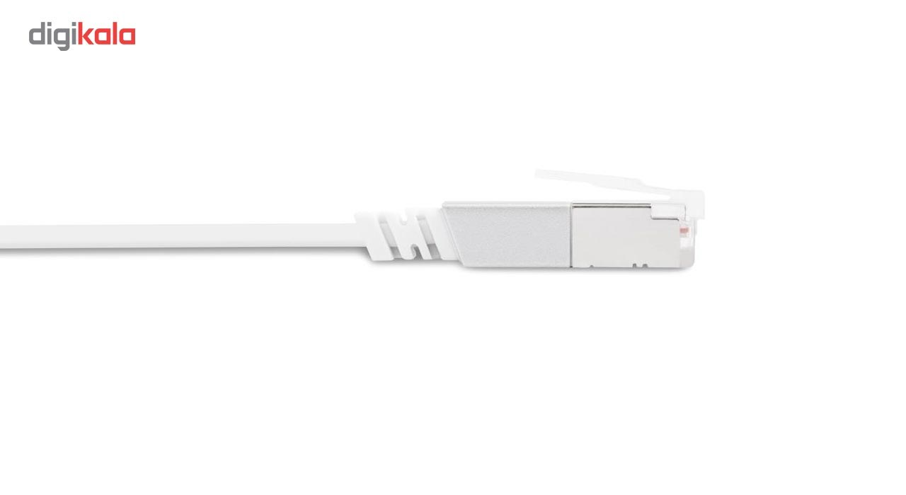 پچ کورد Cat 6 موشی مدل Gigabit Ethernet طول 3.6 متر