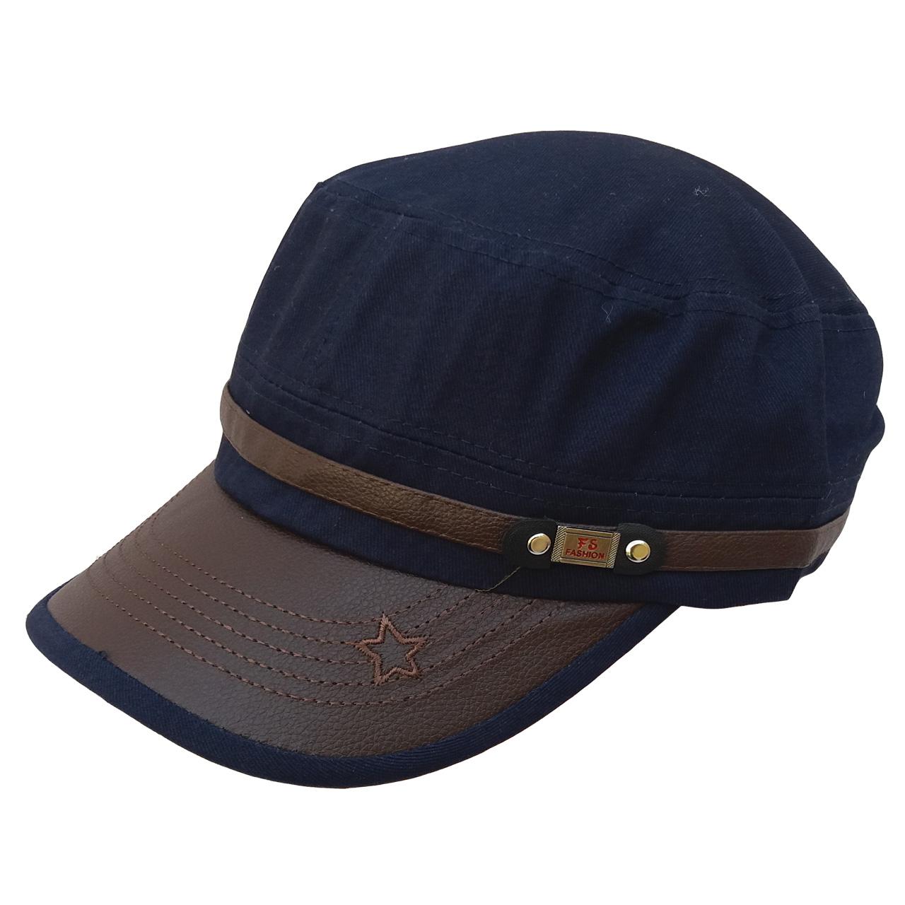 کلاه کپ مردانه کد 23