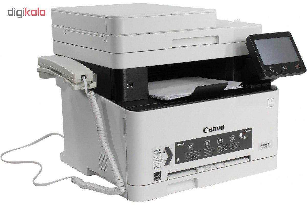 پرینتر چندکاره لیزری رنگی کانن مدل i-SENSYS MF635Cx