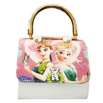 کیف دستی دخترانه مدل SD111-P2 تک سایز