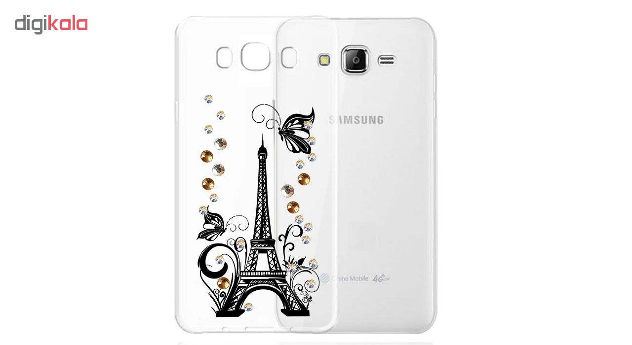 کاور کی اچ کد 217 مناسب برای گوشی موبایل سامسونگ Galaxy J710 / J7 2016