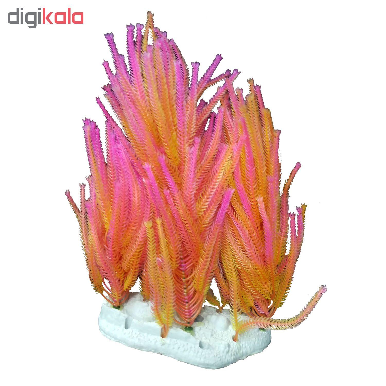 خرید                      گیاه مصنوعی آکواریوم کد 1320