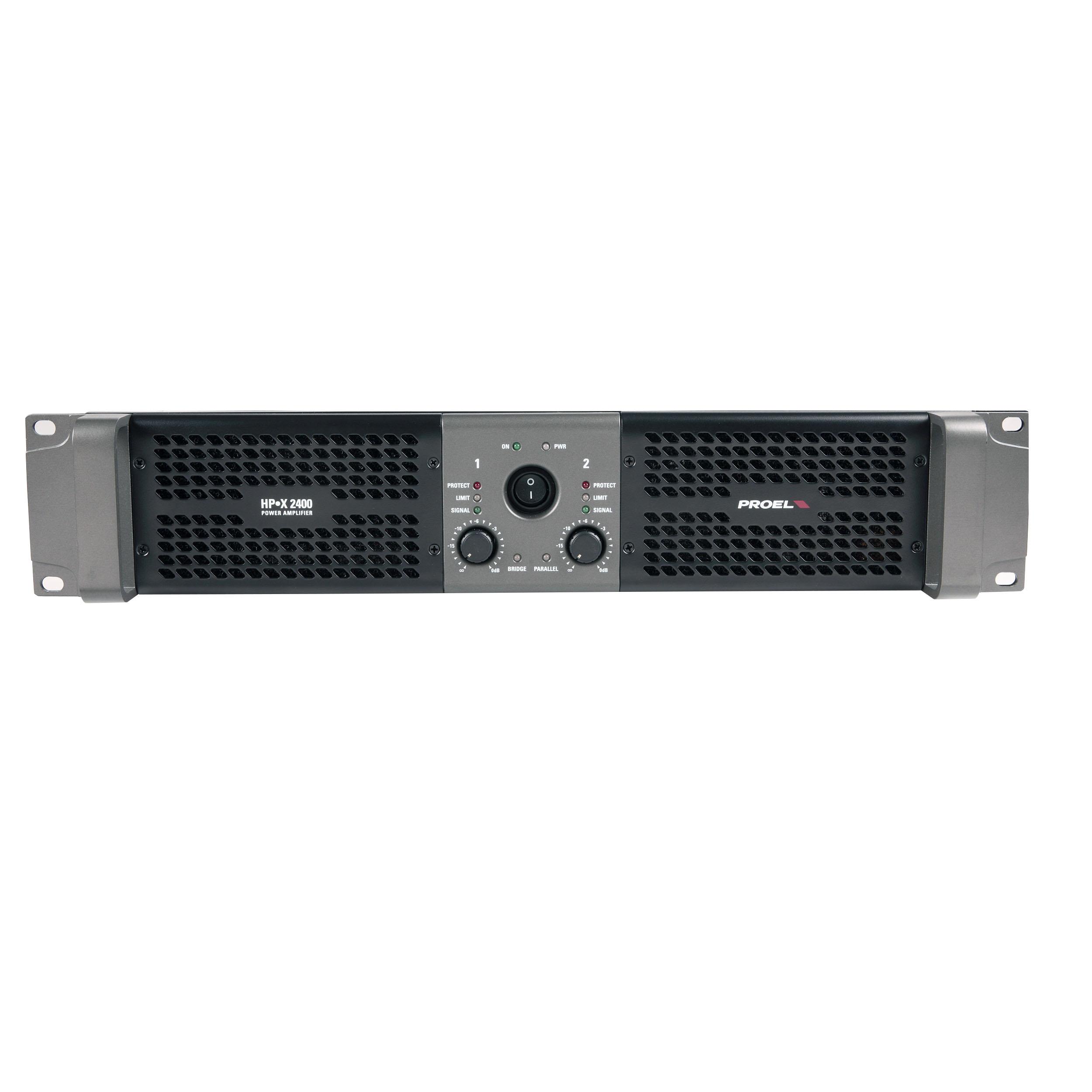 پاور آمپلی فایر پروئل مدل HPX2400