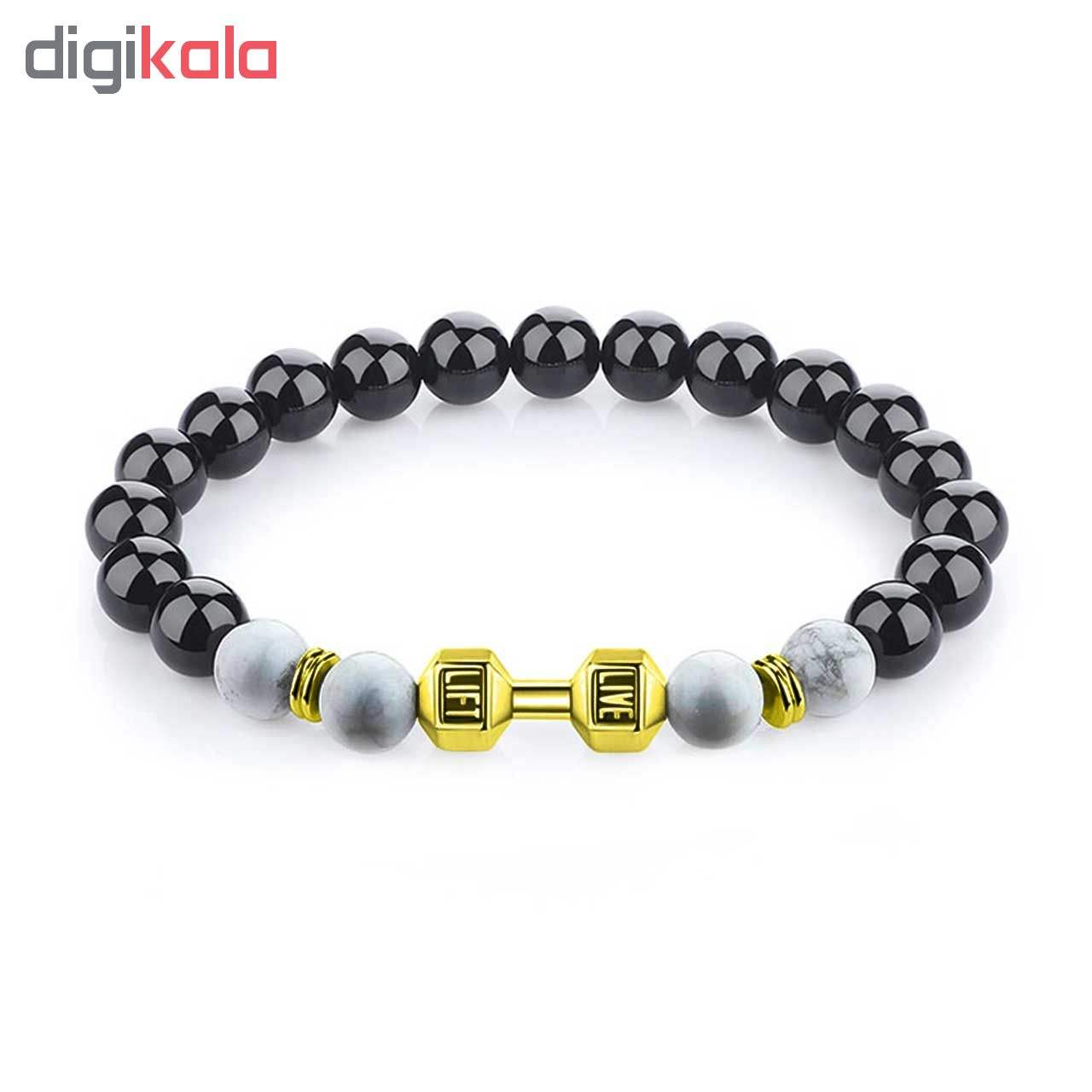 دستبند مردانه مدل CD-AO-323 main 1 1
