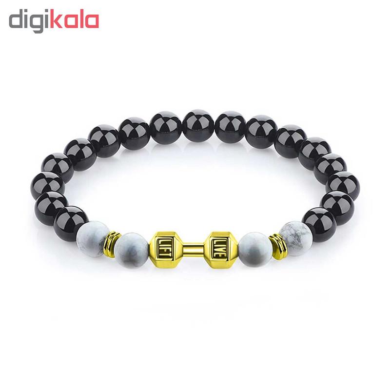 دستبند مردانه مدل CD-AO-323
