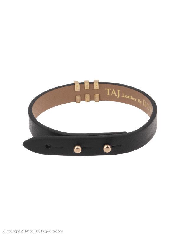 دستبند طلا 18 عیار زنانه تاج درسا مدل 261