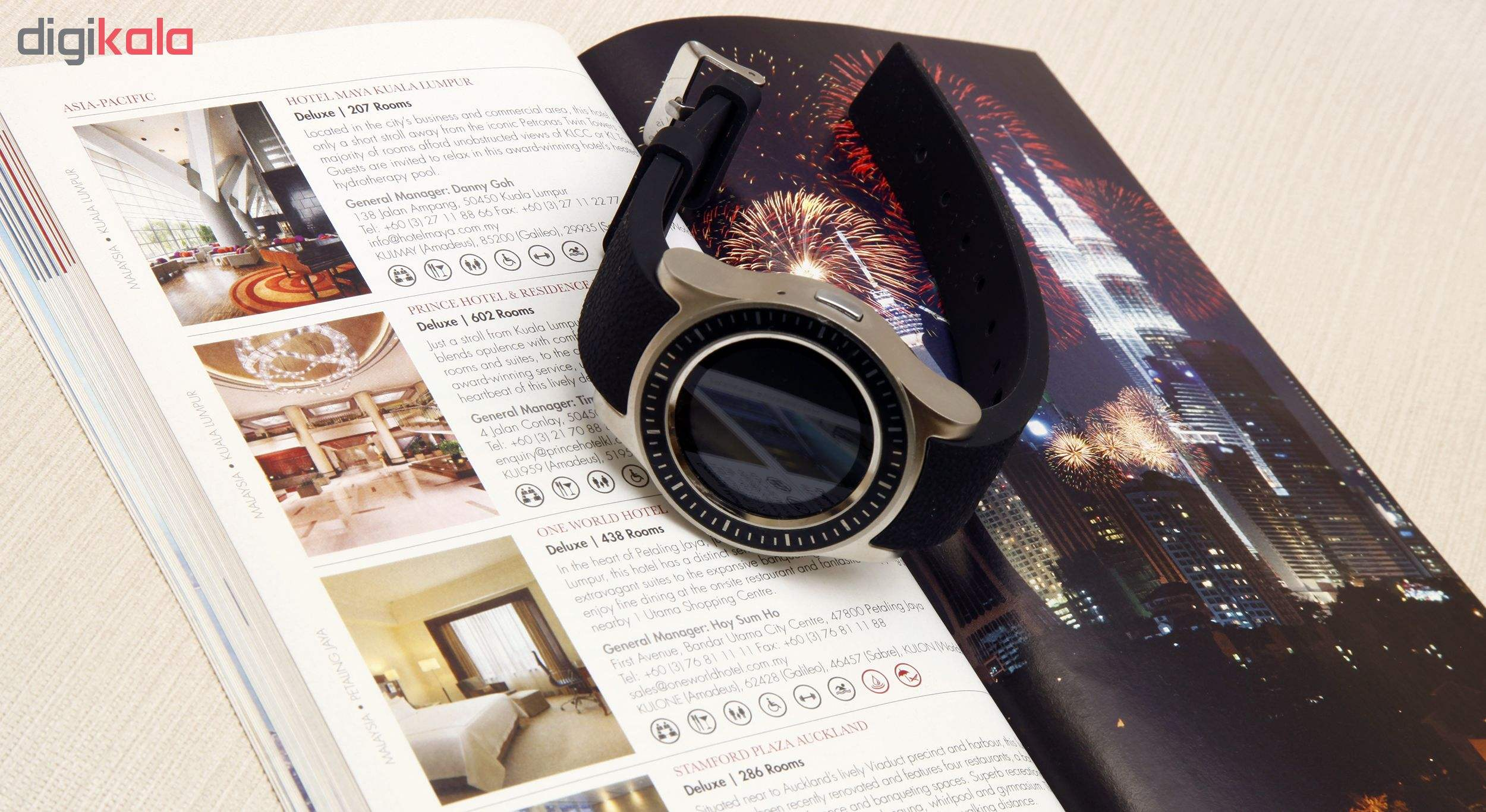 ساعت هوشمند جی تب مدل S1 main 1 5