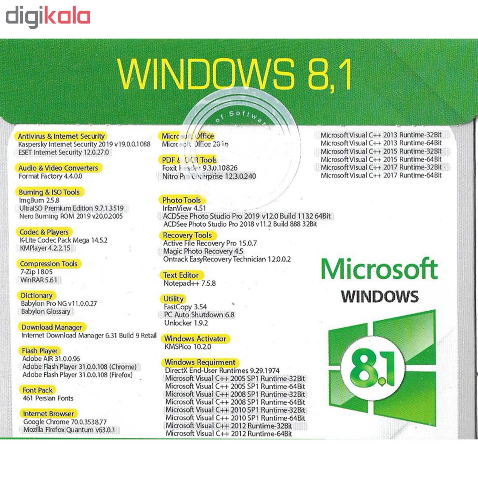 سیستم عامل windows 8.1  نشر نوین پندار main 1 1