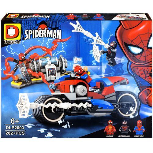 ساختنی طرح مرد عنکبوتی کد 2003
