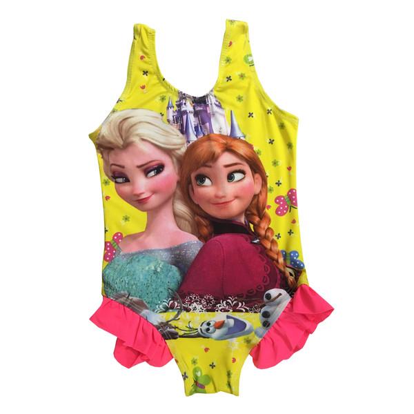 مایو دخترانه مدل Elsa 308