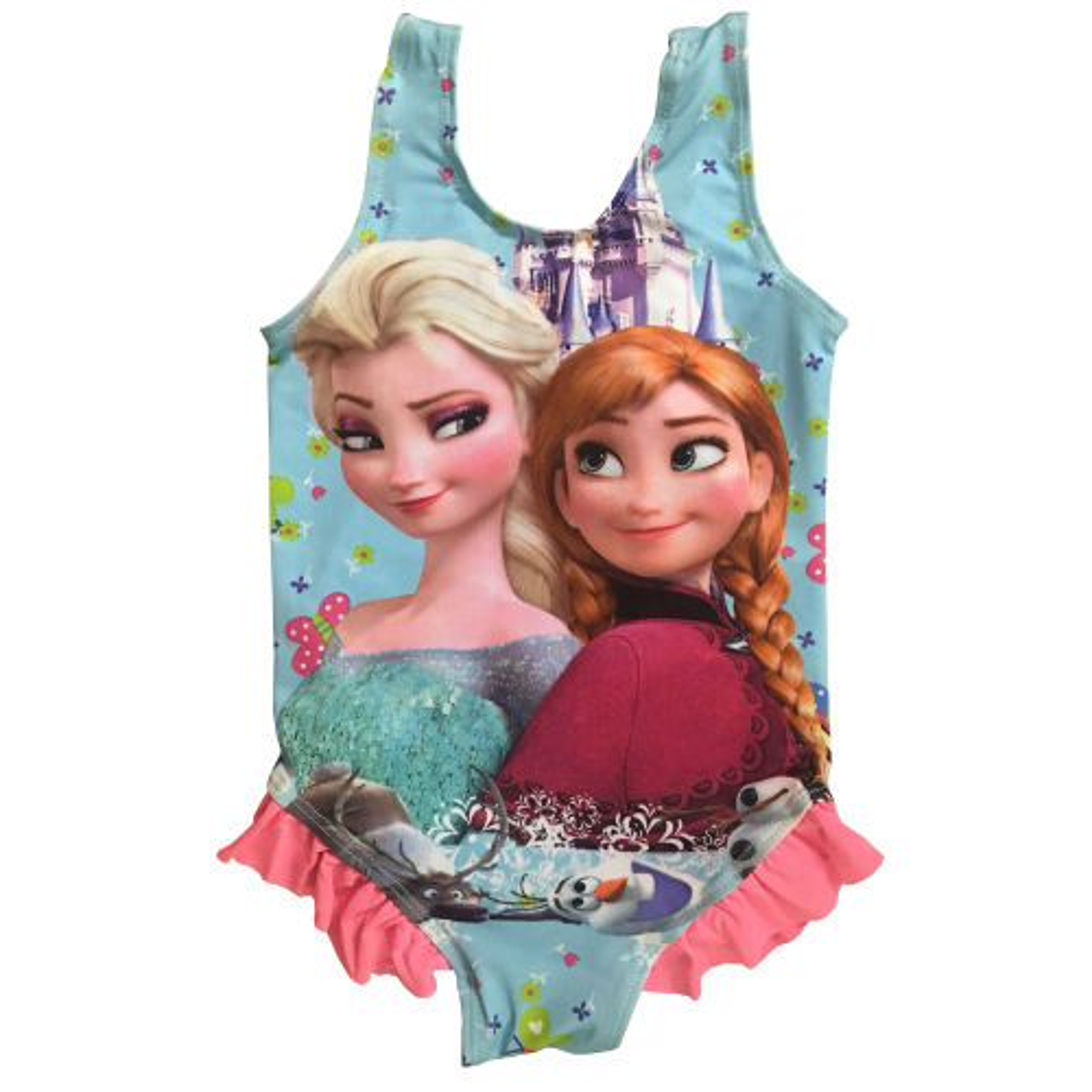 مایو دخترانه مدل Elsa 408