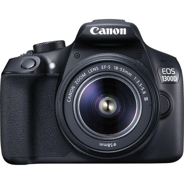 دوربین دیجیتال کانن مدل EOS 1300D به همراه لنز 18-55 میلی متر DC III
