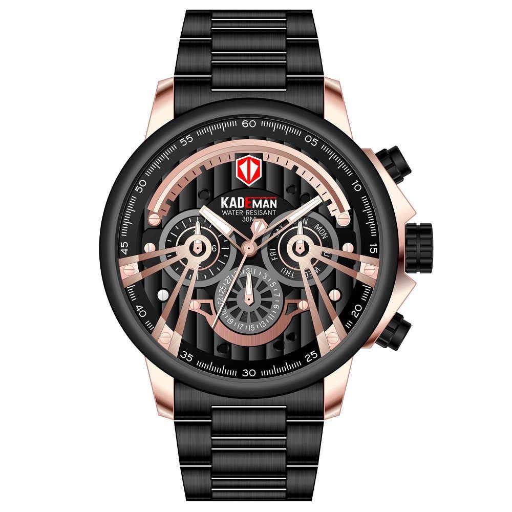 ساعت مچی عقربه ای مردانه کیدمن مدل K689