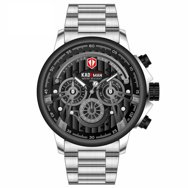 ساعت مچی عقربه ای مردانه کیدمن مدل K689B