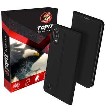 کیف کلاسوری تاپیکس مدل FC-100 مناسب برای گوشی موبایل سامسونگ Galaxy M30