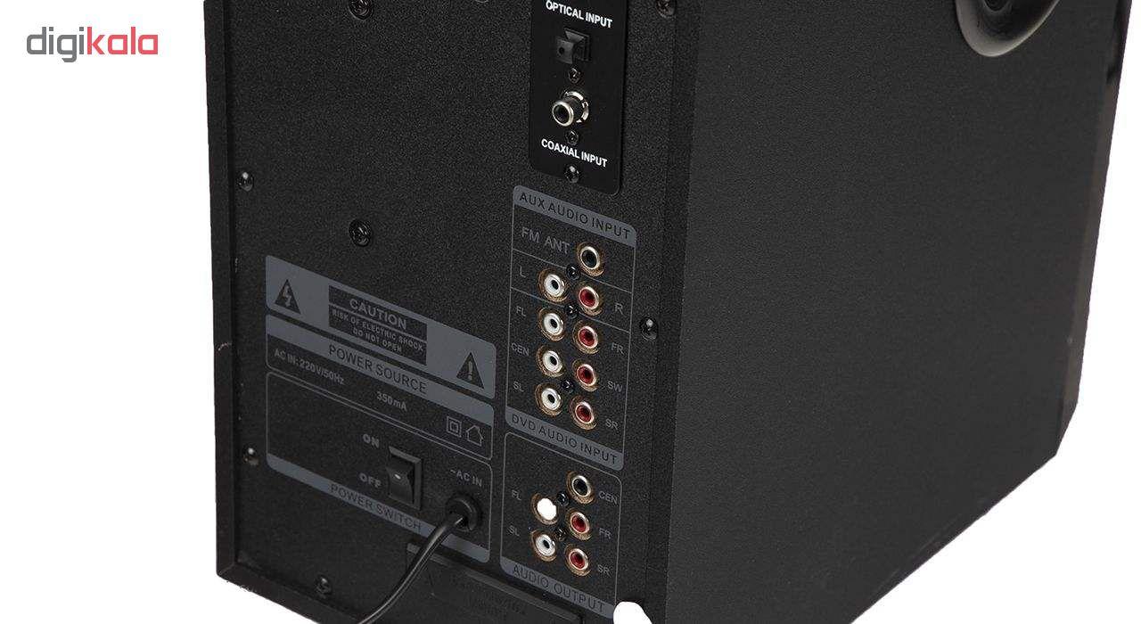 سینمای خانگی کنکورد پلاس مدل TH-M505
