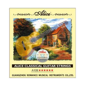 سیم ششم گیتار کلاسیک آلیس مدل 6th کد106