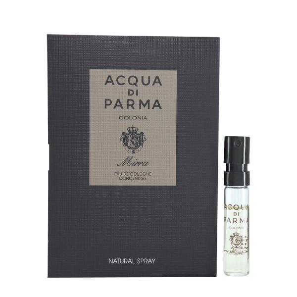عطر جیبی مردانه آکوا دی پارما مدل Mirra حجم 1.5 میلی لیتر