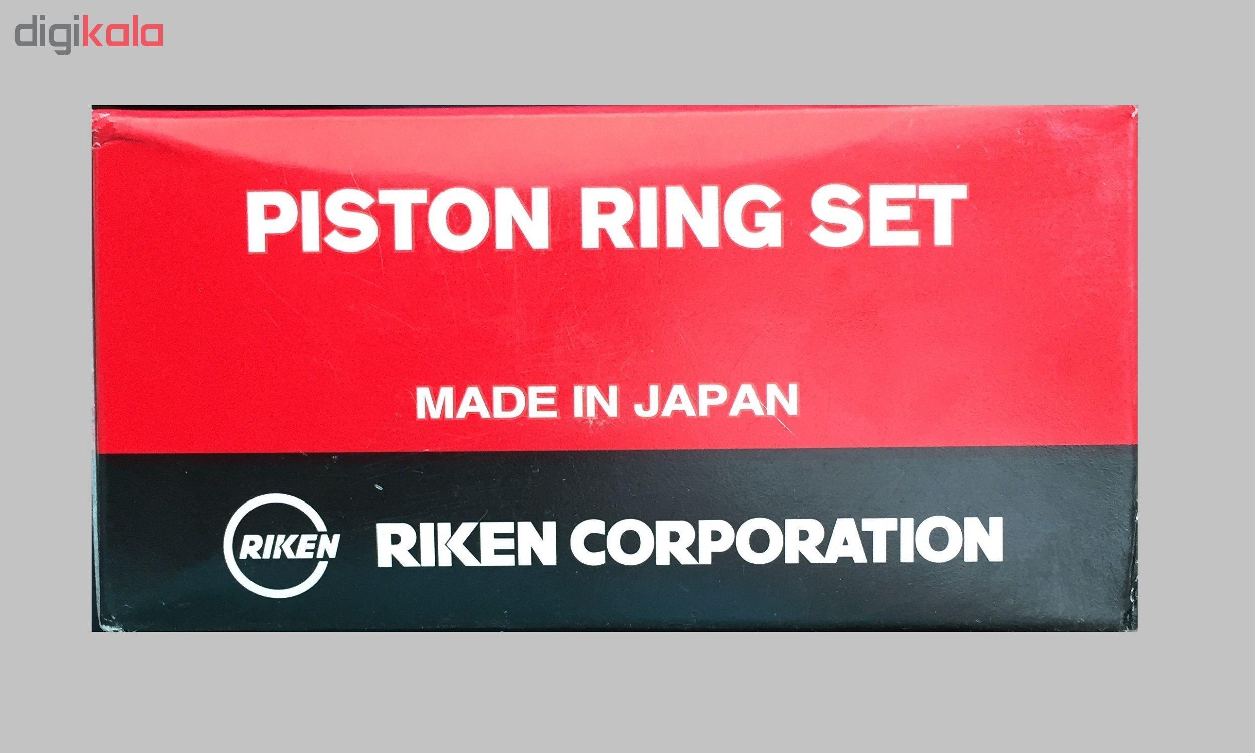 رینگ موتور ریک کد 80711 مناسب برای پژو 405 و پارس بسته 20 عددی main 1 4