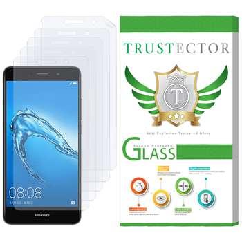 محافظ صفحه نمایش تراستکتور مدل GNF مناسب برای گوشی موبایل هوآوی Y7 Prime بسته پنج عددی