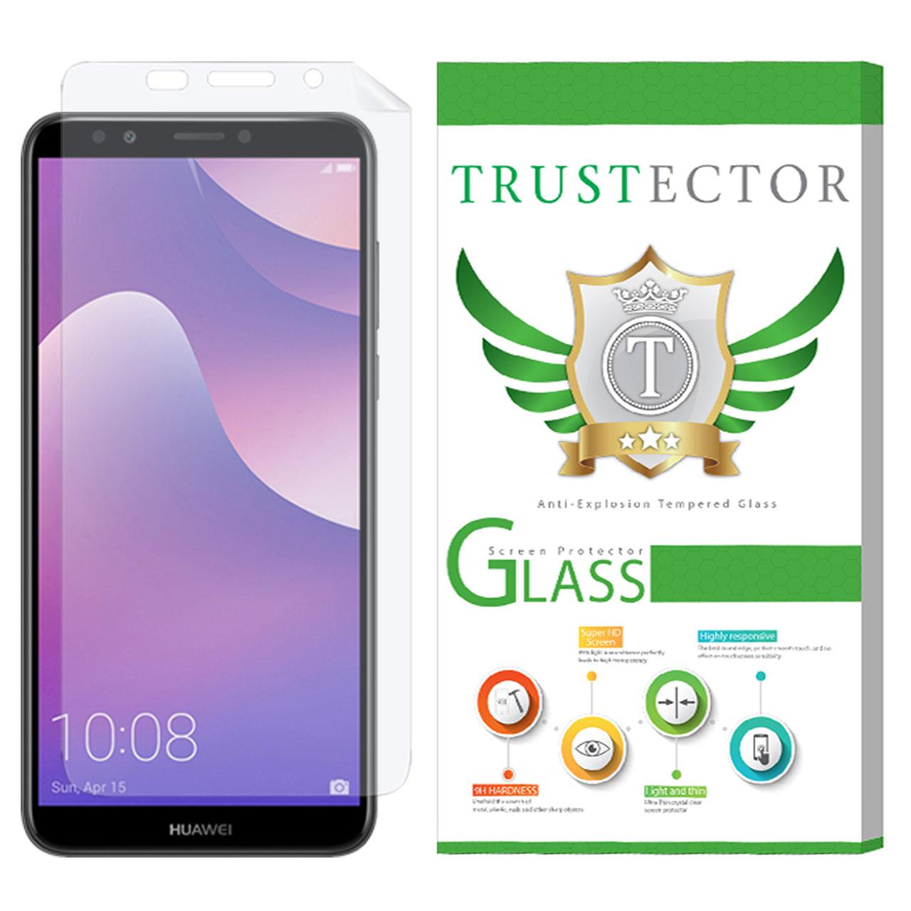محافظ صفحه نمایش تراستکتور مدل GNF مناسب برای گوشی موبایل هوآوی Y7 Prime 2018