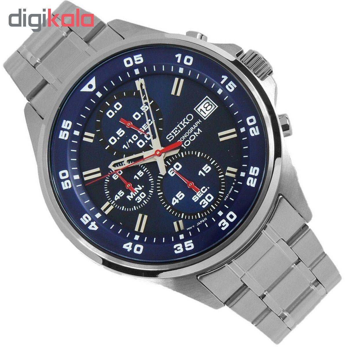 کد تخفیف                                      ساعت مچی عقربه ای مردانه سیکو  مدل  SKS625P1