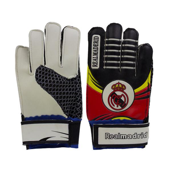 دستکش دروازه بانی پسرانه طرح رئال مادرید کد BR55