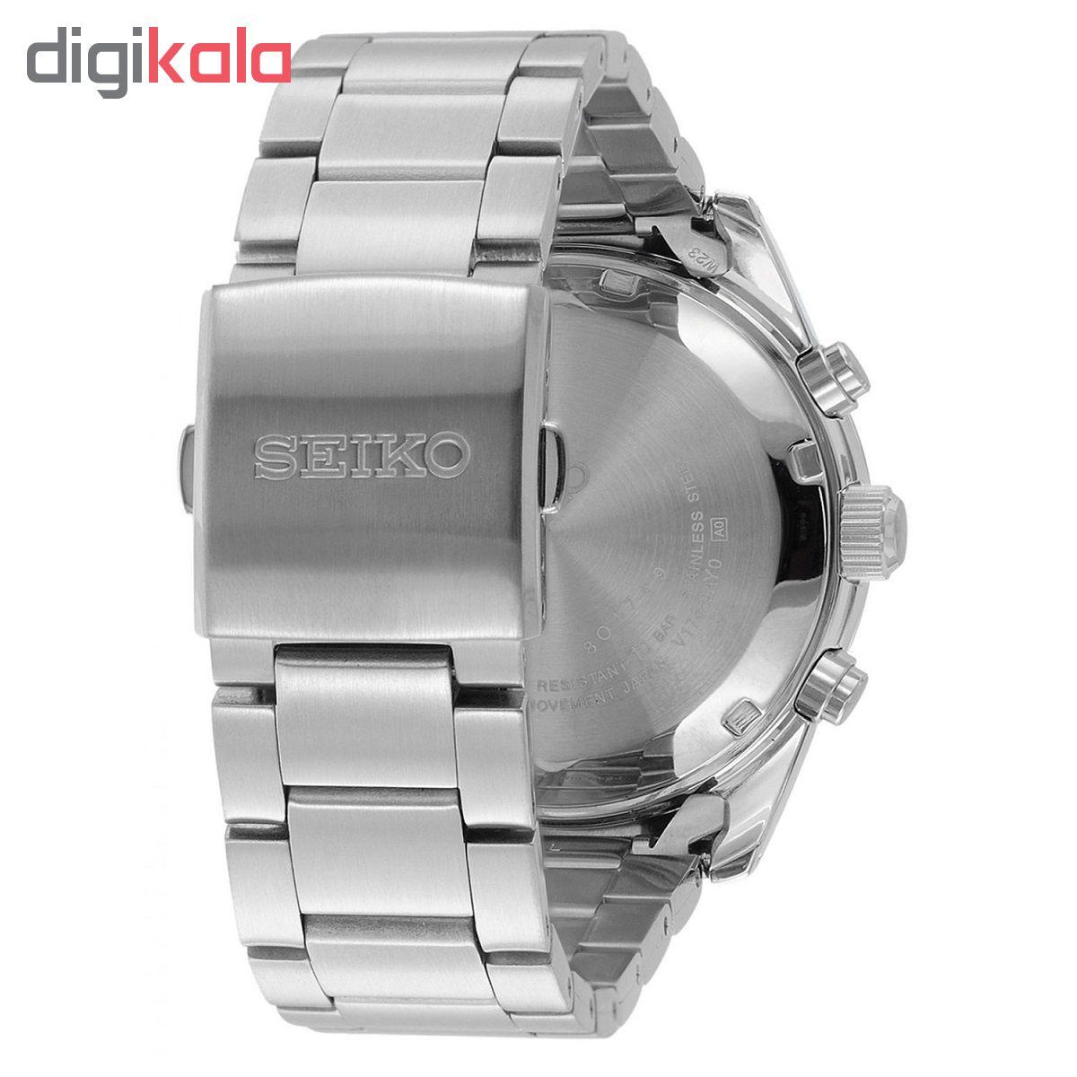 کد تخفیف                                      ساعت مچی عقربه ای مردانه سیکو  مدل SSC719P1