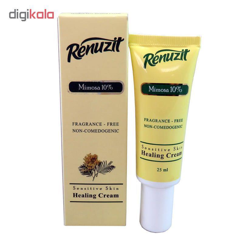 کرم ترمیم کننده پوست رینوزیت مدل Mimosa حجم 25 میلی لیتر main 1 1