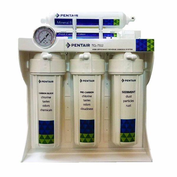 دستگاه تصفیه کننده آب پنتیر مدل TLC-7518i